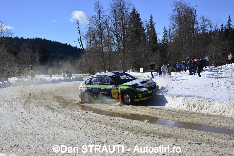 Winter Rally Covasna 2015
