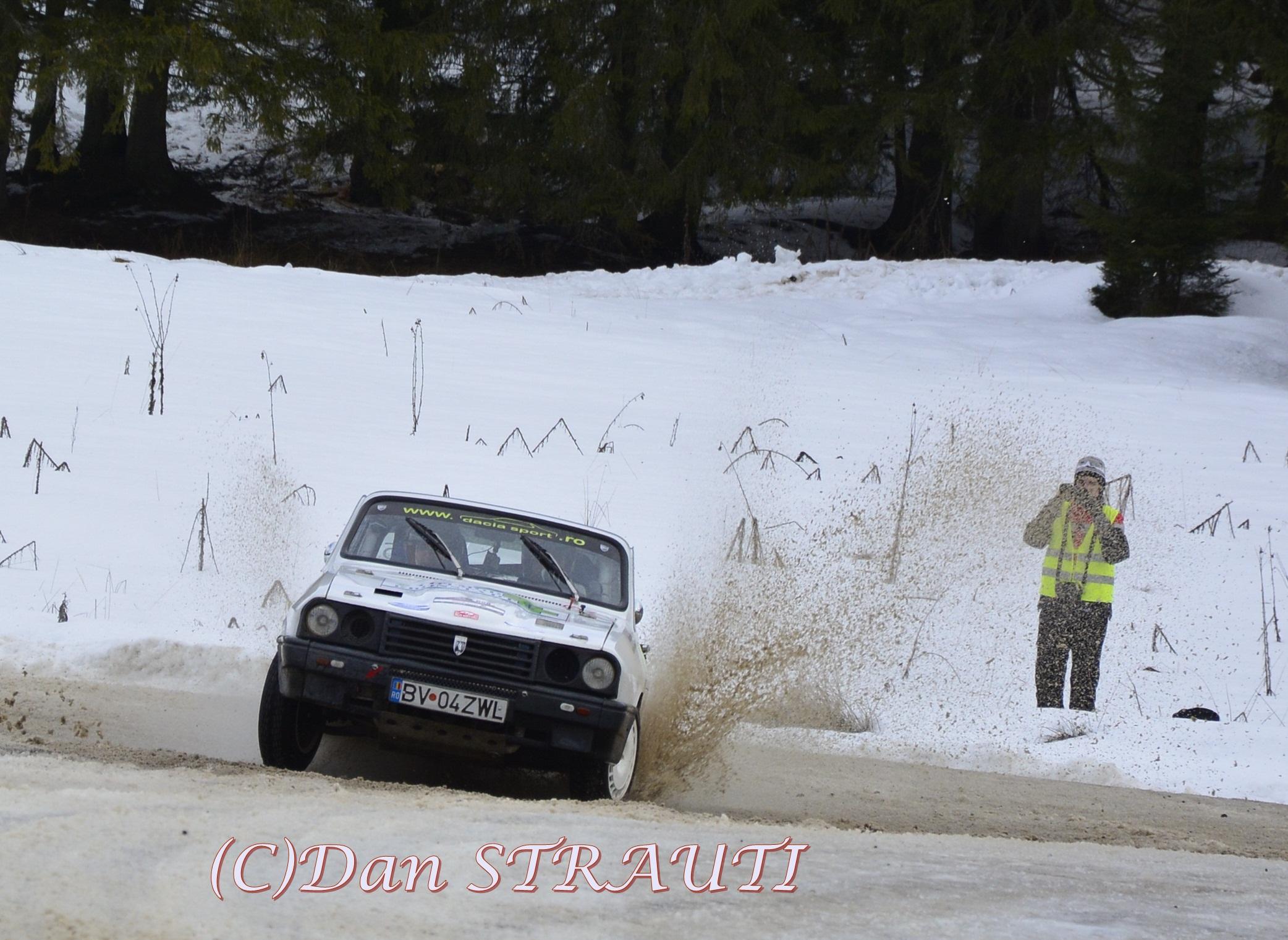 Winter Rally Covasna: Adam Robert / Bohîlțea Gabriel – Leșeru, dincolo de pasiune există speranță