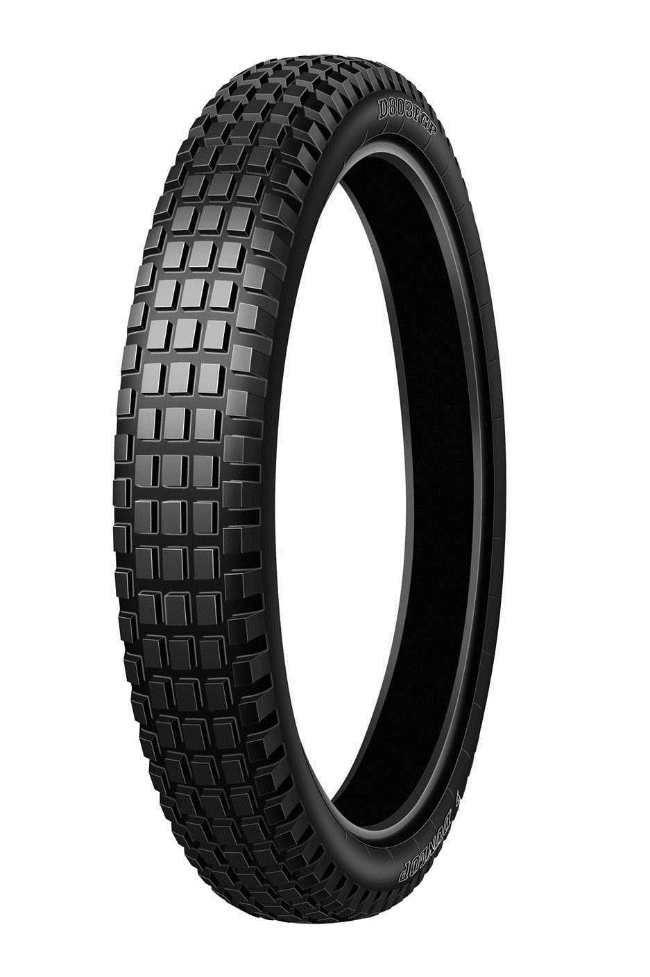 Dunlop lansează noua anvelopă D803 GP