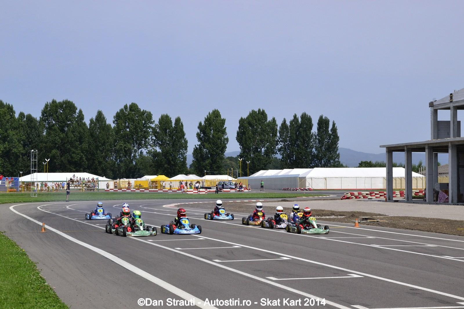 Calendarul competițiilor organizate în 2015 de Federația Română de Karting