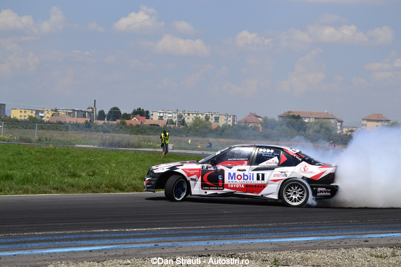 Campionatul National de Drift – GTT Drift Series 2015