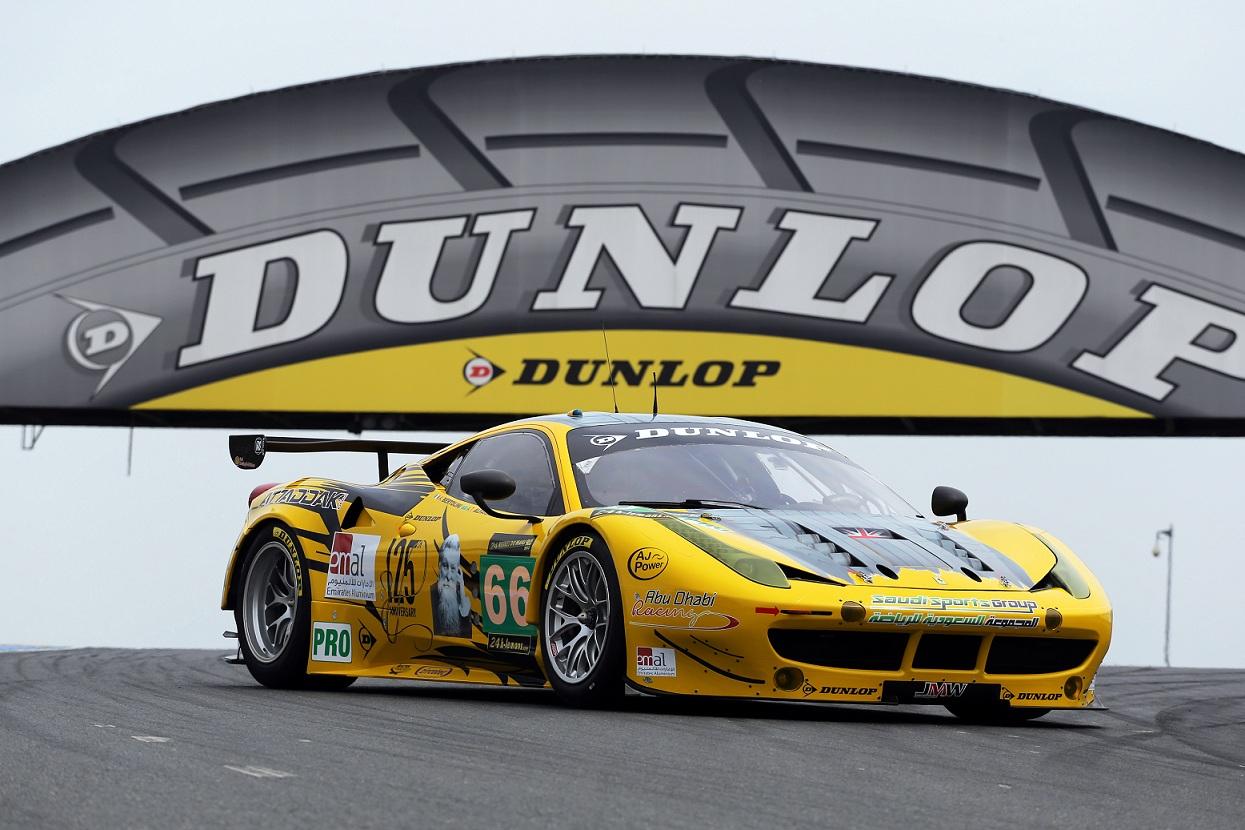 Dunlop si ACO semneaza un parteneriat pe trei ani pentru ELMS