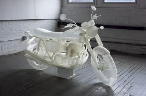 Honda CB500 - model 1972 - replica