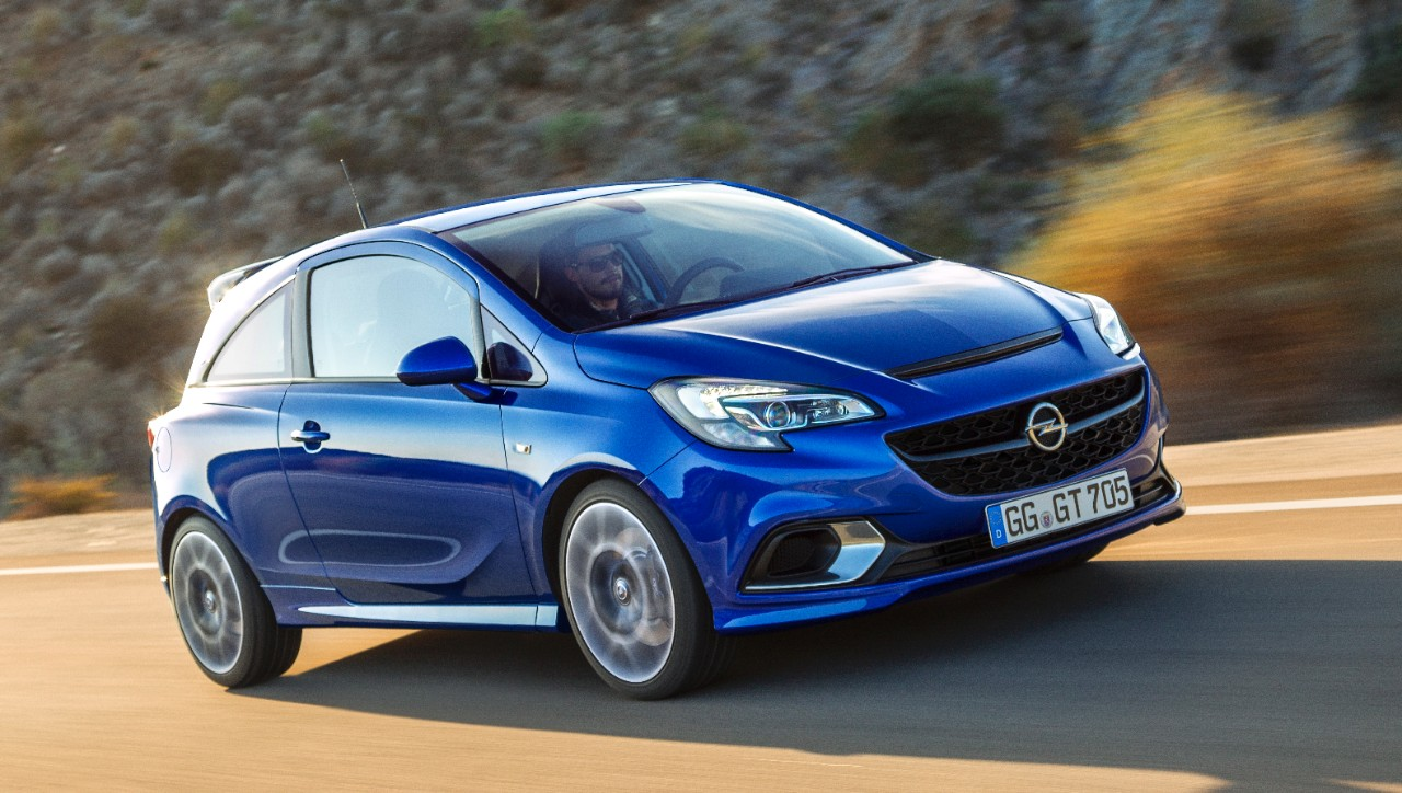 Opel OnStar, KARL, Corsa OPC – ofensiva de produse