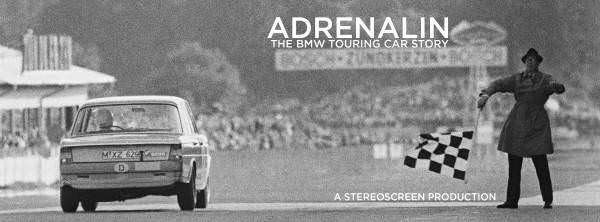 """ADRENALIN – The BMW Touring Car Story"""