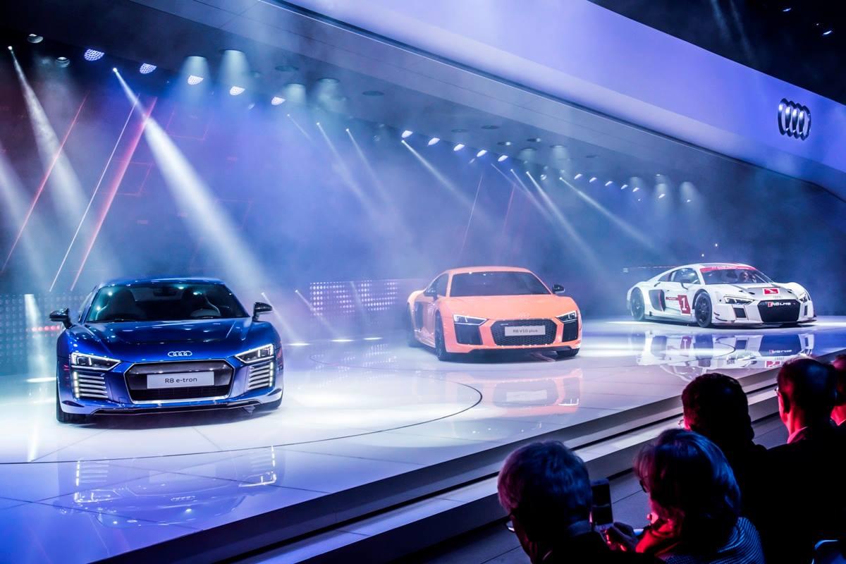 Geneva 2015: premiere mondiale Audi