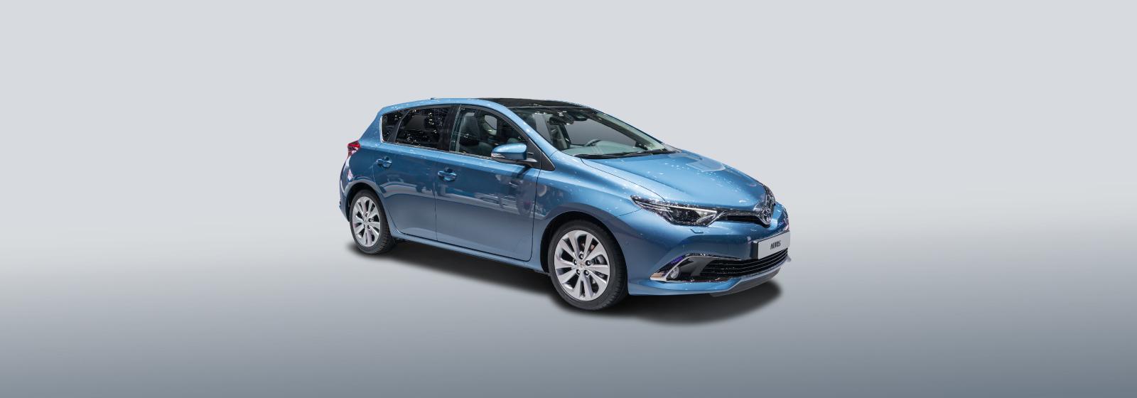 Geneva 2015: standul Toyota straluceste