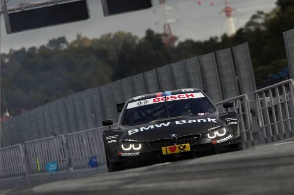 BMW Motorsport continuă pregătirile din presezonul DTM