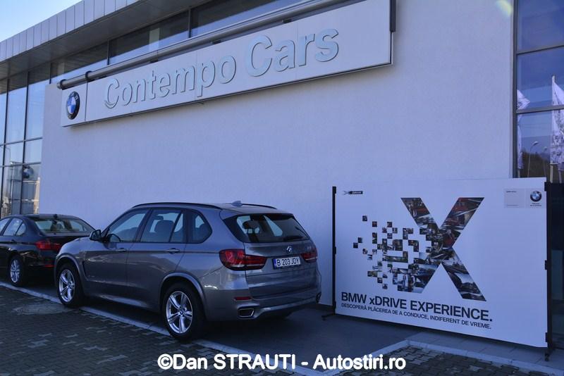 BMW xDRIVE OffRoad Experience – Brașov