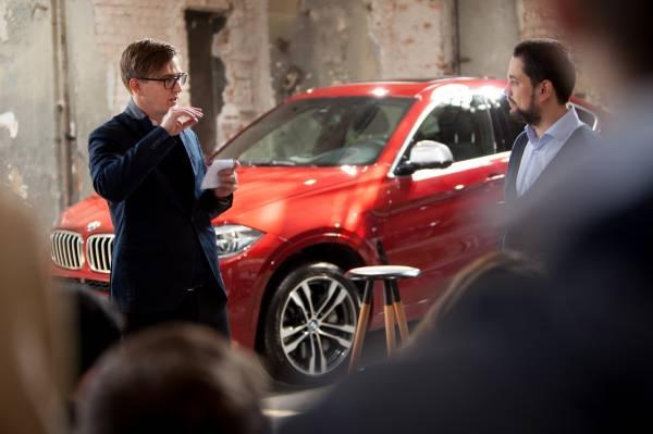 Experienţa de design BMW la Bucureşti