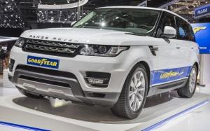 Goodyear - Range Rover Sport