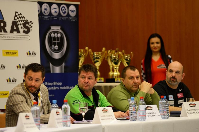 Conferinta de presa Tess Rally 44
