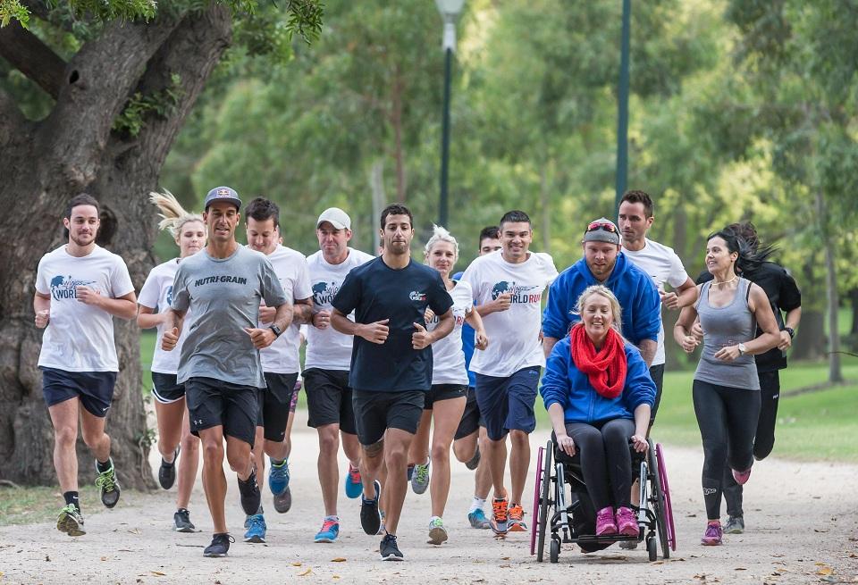 Wings For Life World Run, alearga cu lumea intreaga cu SELFIE RUN