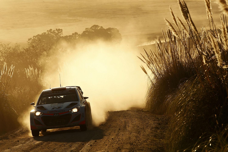 Hyundai Motorsport termina Raliul Argentinei pe locul cinci