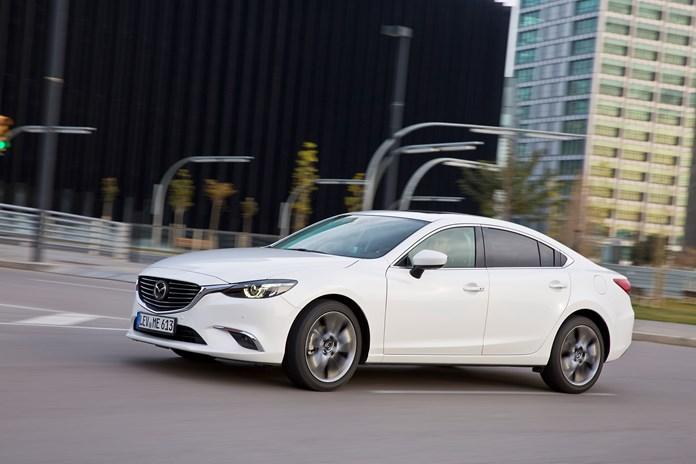 Vânzările Mazda au debutat promițător în 2015
