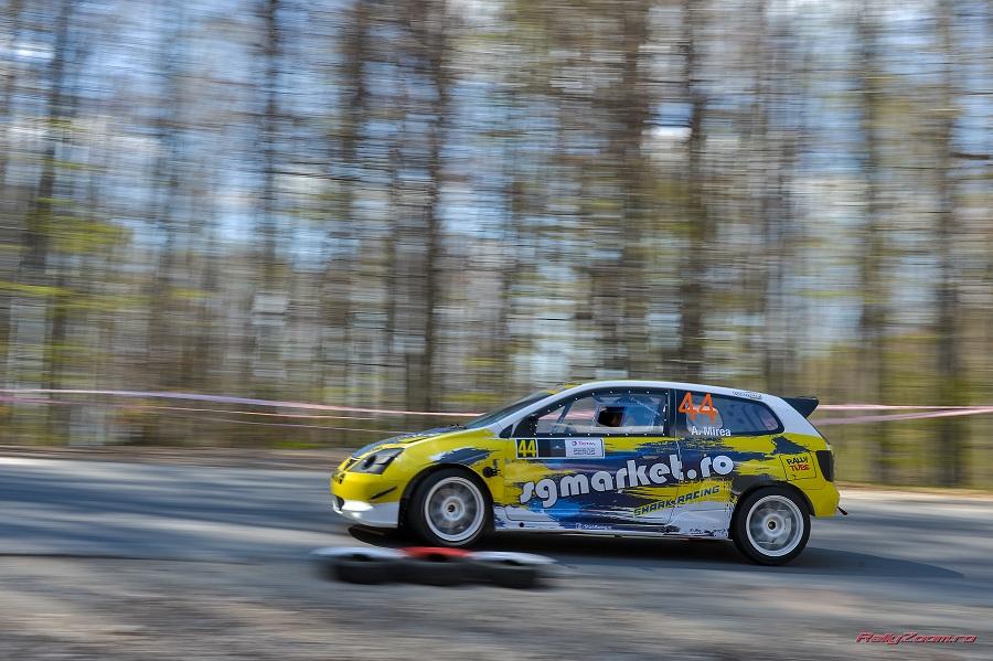Trofeul Rasnov: podiumuri importante pentru pilotii Shark Racing