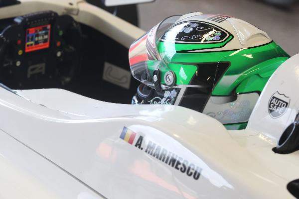 Alexandra Marinescu, debut in Formula 4