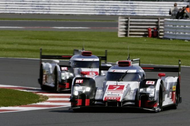 Audi, repetiție generală pentru Le Mans