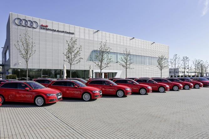 Audi oferă experiența mobilității durabile