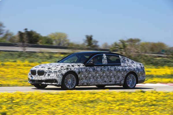 Noul BMW Seria 7 – tehnologii şi inovaţii, primele informaţii oficiale