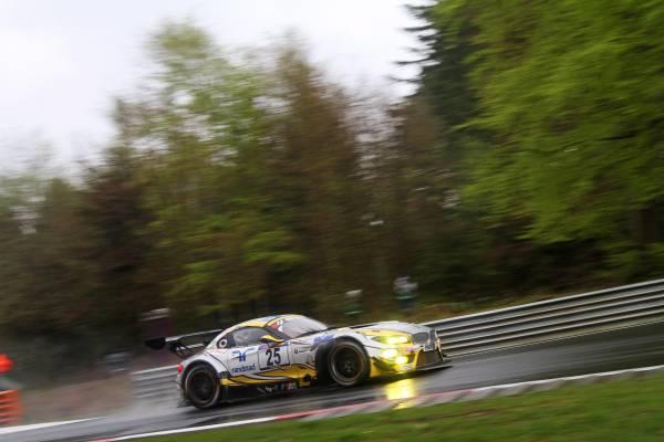 Nordschleife, revenire impresionantă din partea BMW Sports Trophy Team Marc VDS