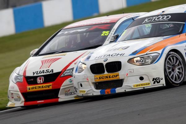 BTCC: week-end dificil pentru BMW