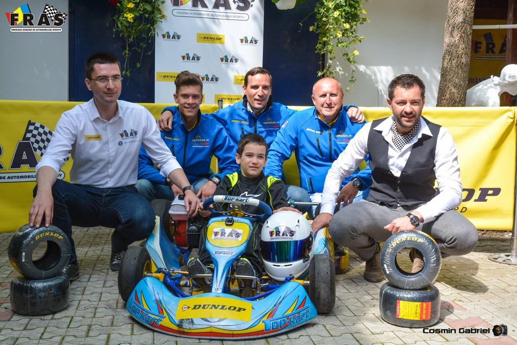 Lansarea Campionatului National de Karting DUNLOP 2015