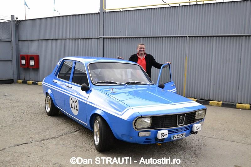Un vis devenit realitate, Dacia 1300 de competitie