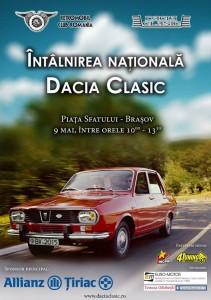 Intalnirea Nationala Dacia Clasic