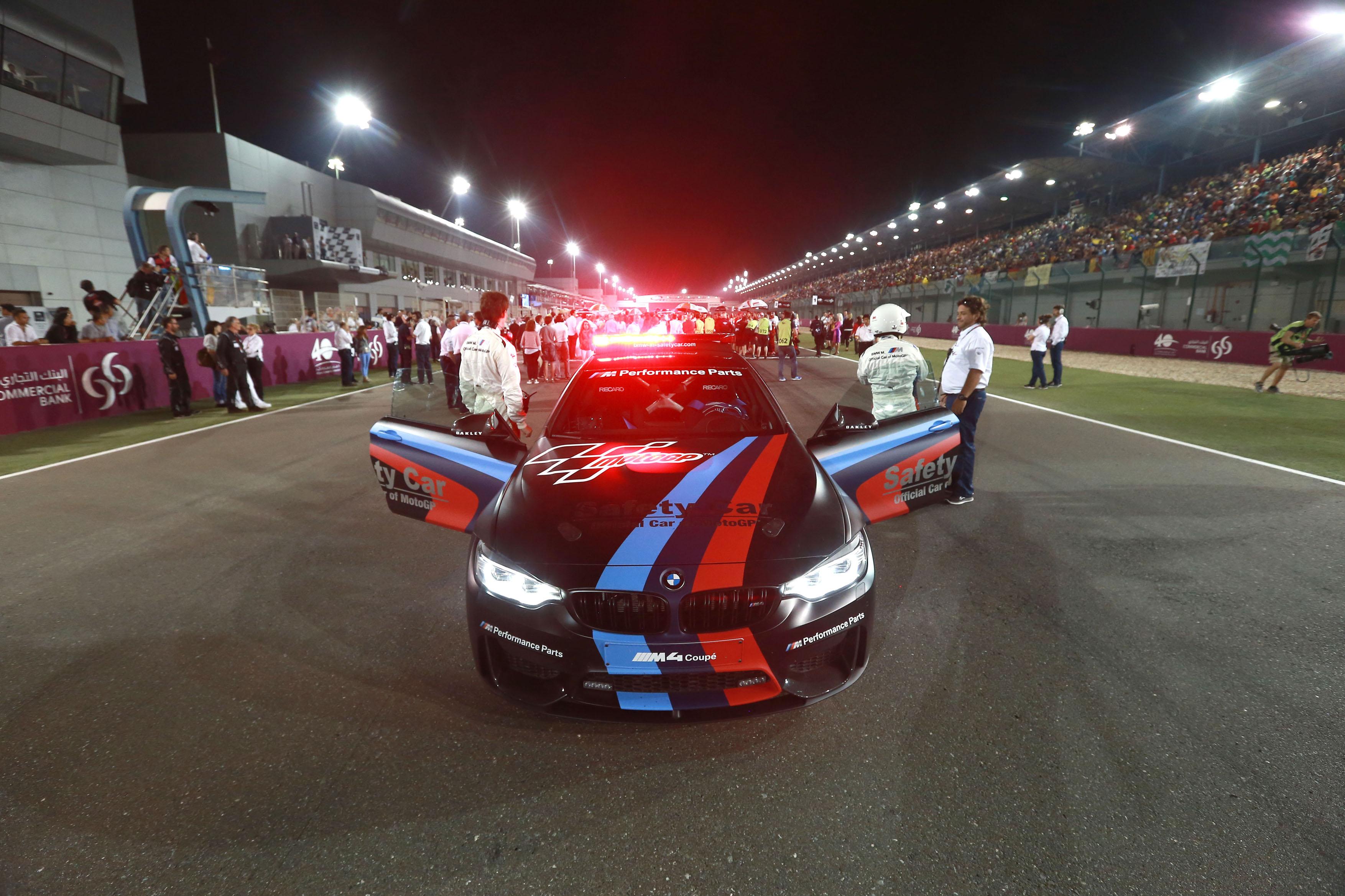 """""""Official Car of MotoGP ™"""": BMW M introduce o tehnologie inovatoare"""