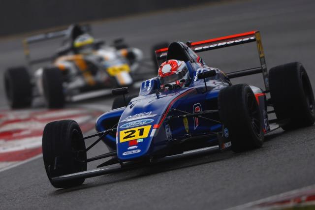 Petru Florescu debuteaza in cursele de monopost cu MSA Formula