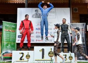 Podum Open Trofeul Rasnov 2015