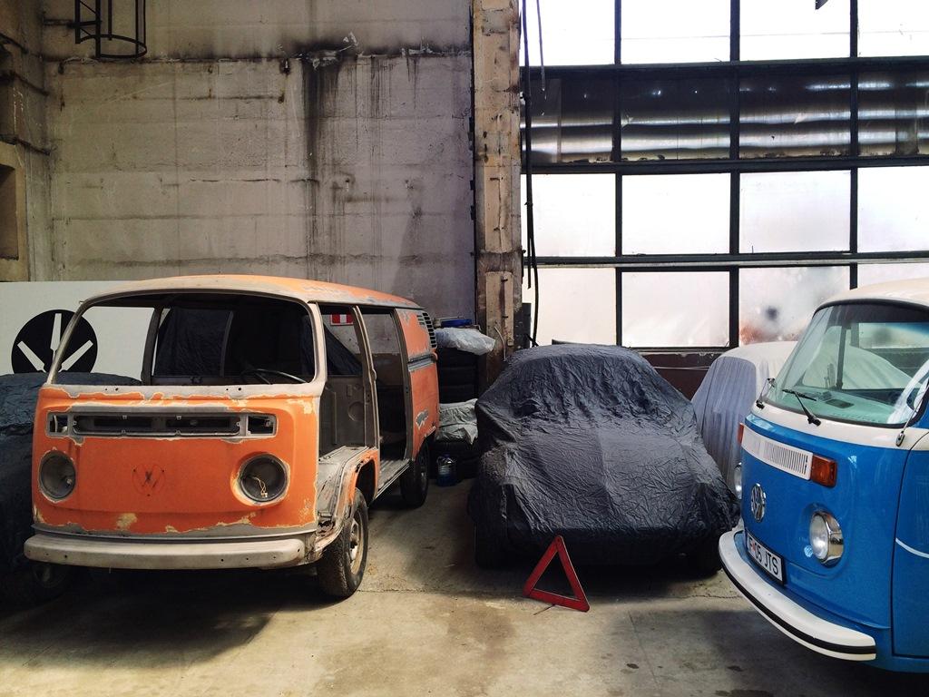 Pregatim primul radio online care va emite dintr-un bus Volkswagen