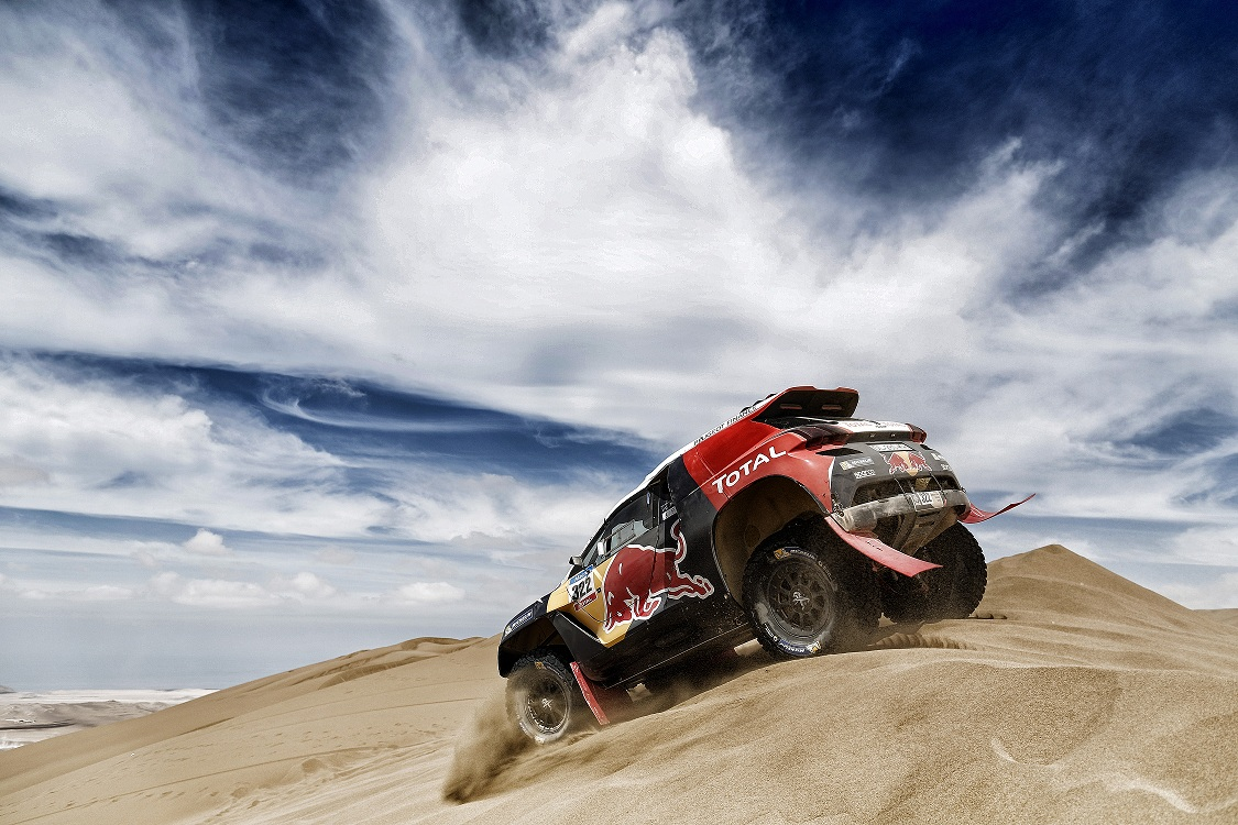 China Grand Rally – PEUGEOT 2008 DKR