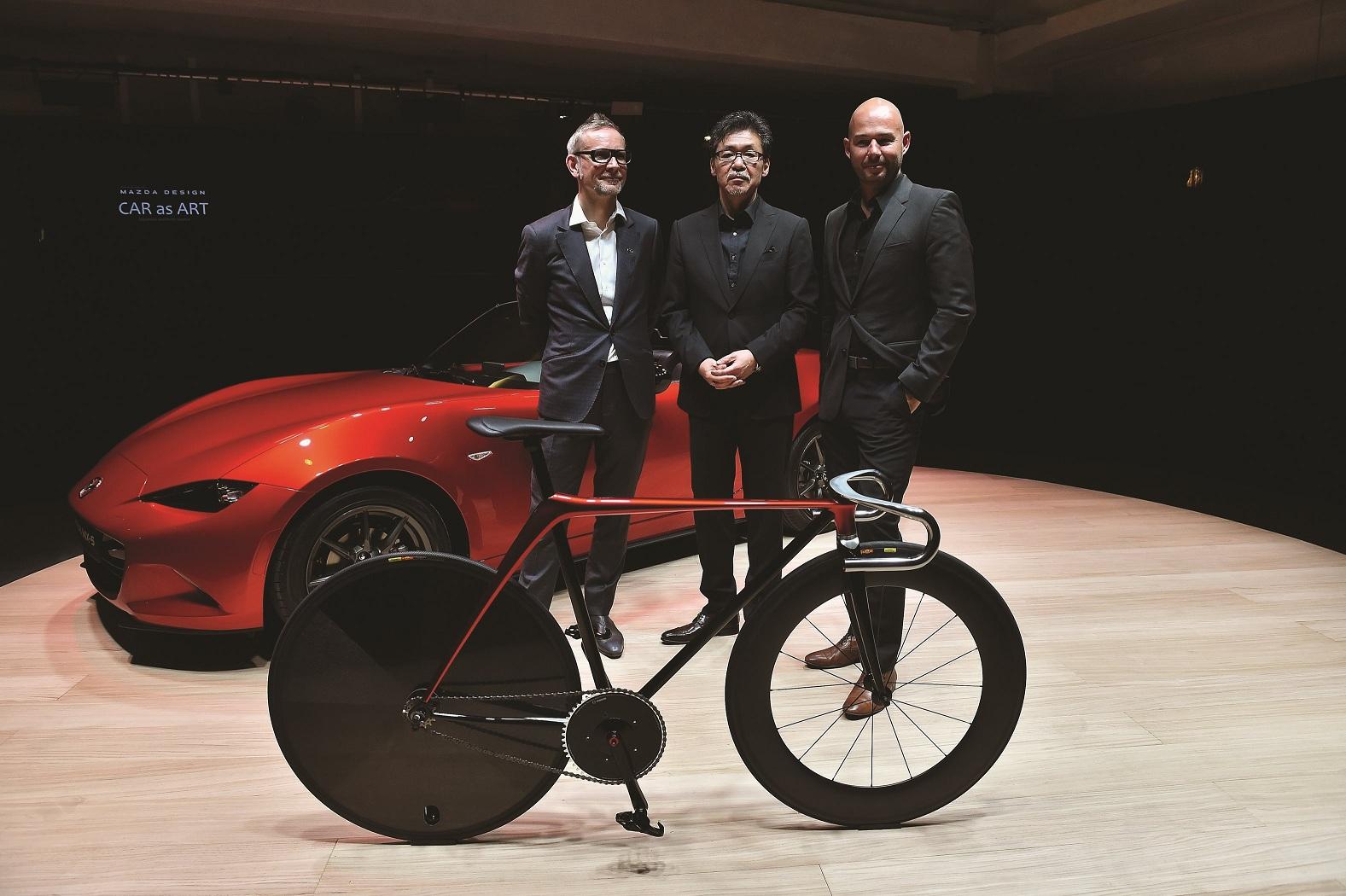 Designul KODO Mazda uimește la Milan Design Week