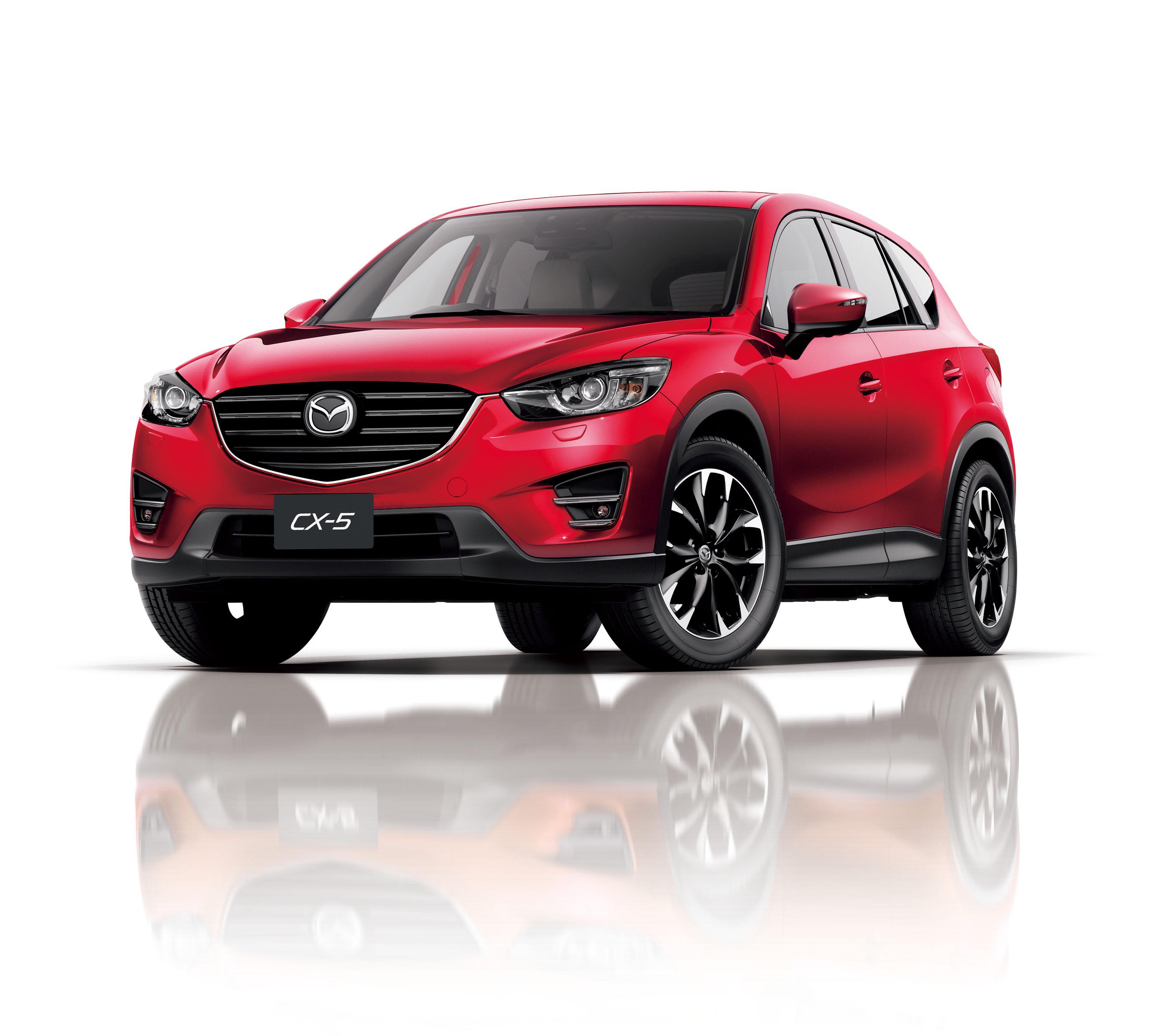 Producția Mazda CX-5 a depășit un milion de unități