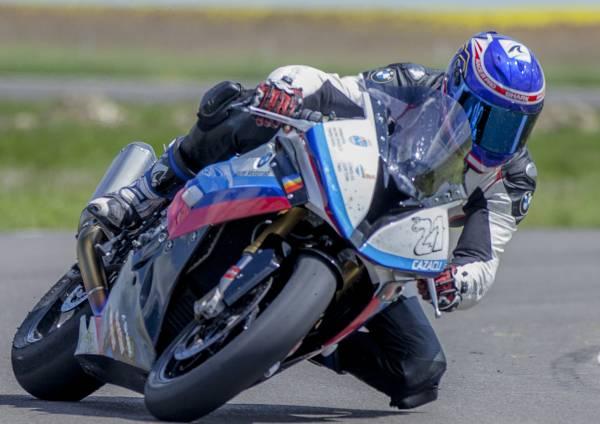 Prima etapă a Campionatului Naţional de Motociclism Viteză – o afacere BMW