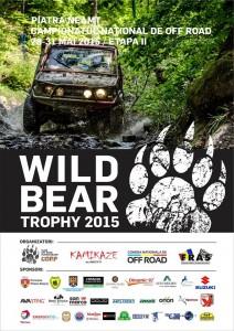 Afis Wild Bear Trophy 2015