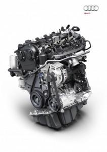 Audi noul motor 2.0 TFSI