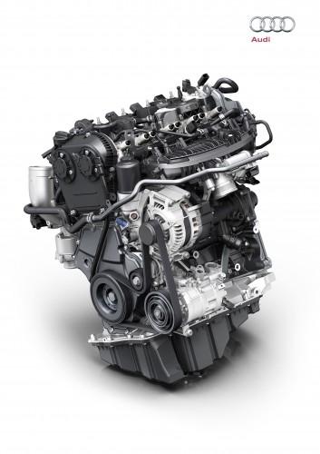 Premieră mondială la Vienna Motor Symposium: noul motor 2.0 TFSI