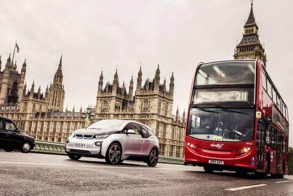 DriveNow a început extinderea flotei de automobile cu noul BMW i3