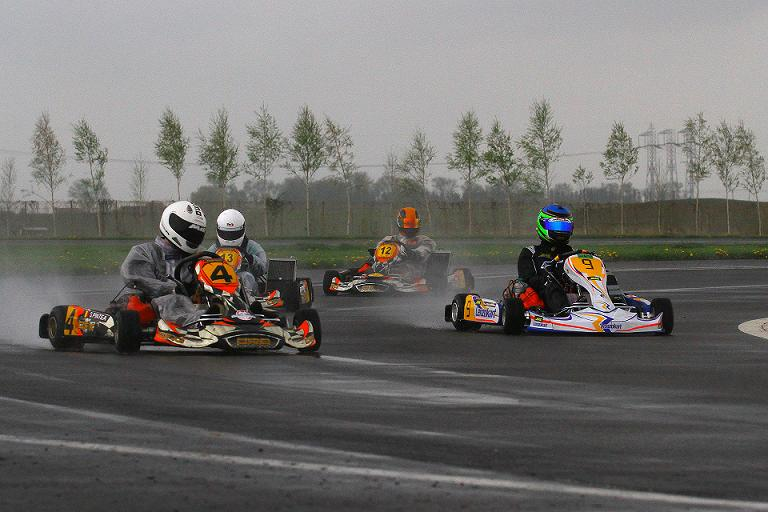 FRK-Începe lupta pentru titlurile naționale la karting