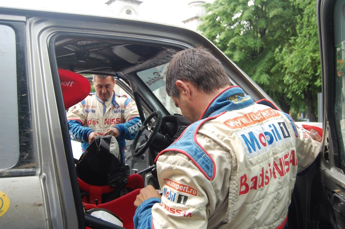 Rally Raid: Trofeul 'Paul Badea' rămâne Satu Mare