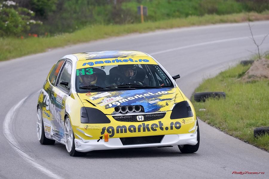 Trei podiumuri pentru pilotii Shark Racing la Alba Motor Challenge