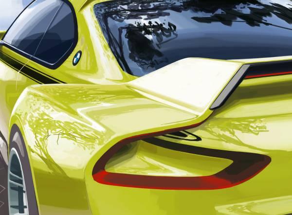 BMW 3.0 CSL Hommage – Motorsport cu rafinament