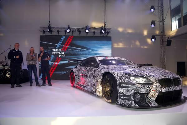 BMW M6 GT3, pregătit să atace circuitele în 2016