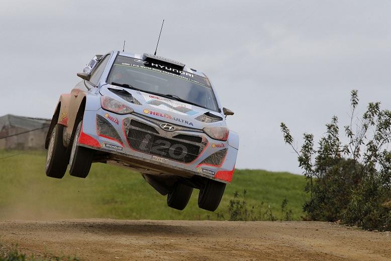 Echipa Hyundai Motorsport este pregatita pentru Raliul Portugaliei