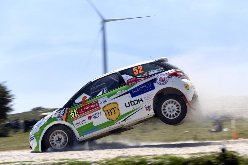 O zi bună pentru Napoca Rally Academy în Raliul Portugaliei