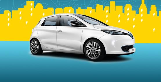 Renault ZOE – mobilitate 100% electrică accesibilă