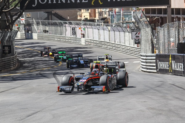 Robert Visoiu, revenire importanta la Monaco